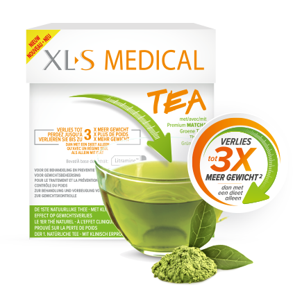 XL-S medical tea verpakking