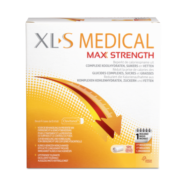 XL-S Medical Max Strength verpakking
